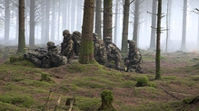 Army takes part in 'Dark Nights' exercise