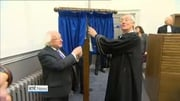 One News Web: President opens new Court of Appeal building
