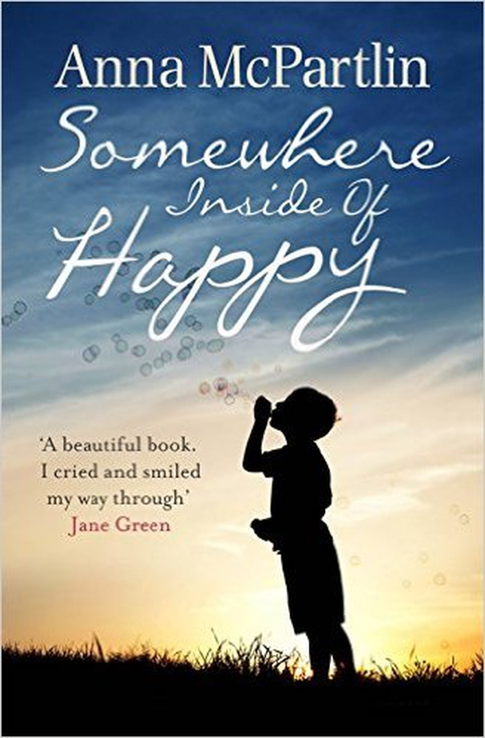 Anna McPartlin's New Book: Somewhere Inside of Happy