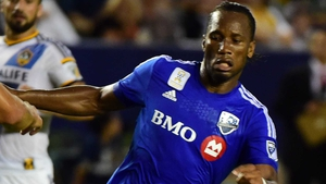 Didier Drogba: 'I think it's going to be one of the most important and decisive leagues in the world in a few years.'