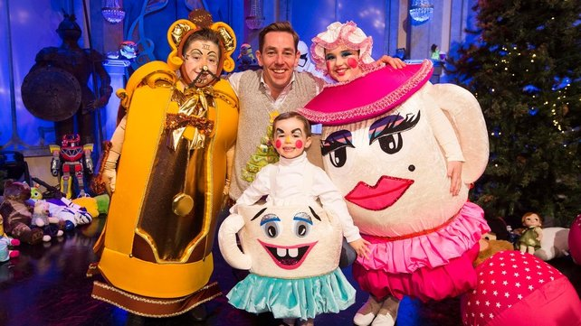 RTÉ LifeStyle talks to the team behind the Late Late Toy Show