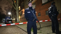 Two held in Berlin on suspicion of planning attack