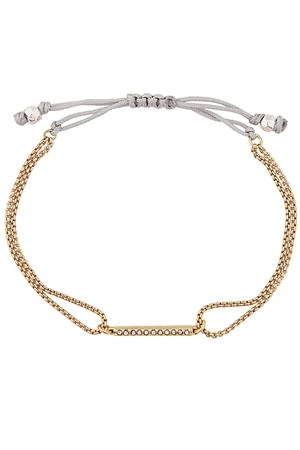 Pave Wishing Bracelet Gold €19 at Stella and Dot