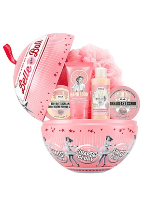 Exclusive At Boots Soap and Glory Belle of the ball €17.50