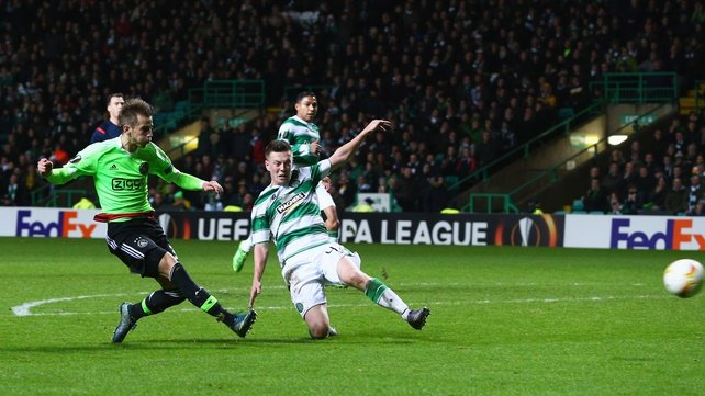 Celtic bow out of Europe with a whimper