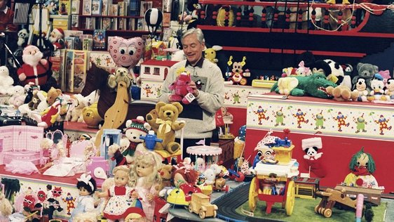 Decades of Late Late Toy Shows