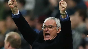 Ranieri's Leicester are preparing to take on Seville in the Champions League