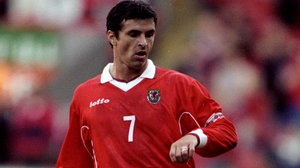 Gary Speed took his own life in 2011