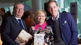 The Bord Gais Energy Irish Book Awards 2015