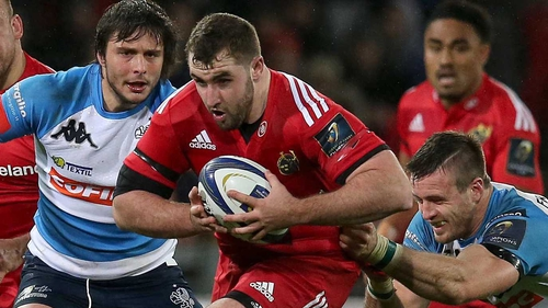 James Cronin will be with Munster until at least 2019