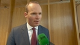 Coveney expects govt to be in place within days
