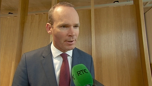 Minister Coveney said Ireland is 'strategically placed' to be a key supplier of dairy and meat products to West Africa