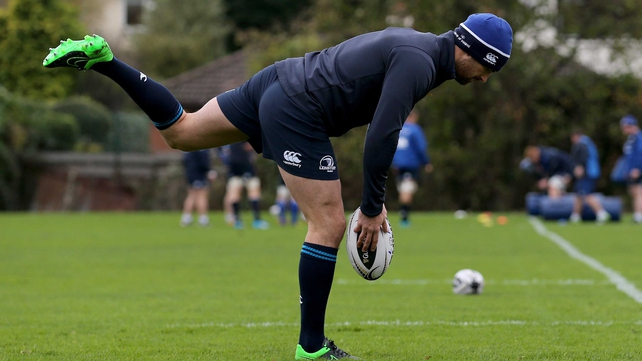 Kearney out of Ulster clash with tight hamstring