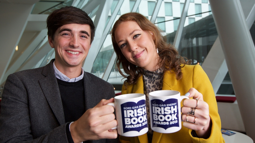 The Bord Gais Energy Irish Book Awards 2015