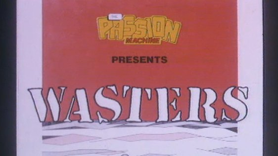 The Passion Machine 'Wasters' at the SFX (1985)