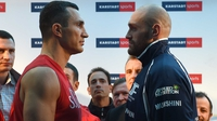 Klitschko 'knows he's going to lose' - Fury