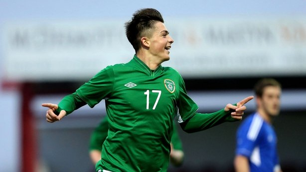 Jack Grealish declared for England in 2015