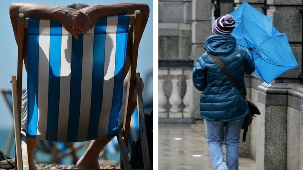 Summers are likely to be hotter and drier, while winter will be wetter and storms more intense