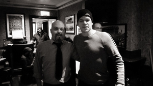 Matt Damon was spotted having the craic in Doheny & Nesbitt on Friday evening ©Doheny&Nesbitt