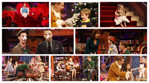 This year's Late Late Toy Show really was a beauty
