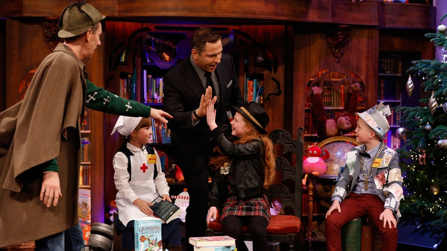 The Late Late Toy Show 2015