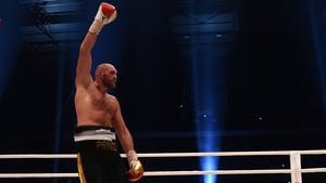 Tyson Fury retired and opted to make a comeback within three hours on Monday after afternoon