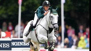 Bertram Allen is good friends with Grand National winning jockey David Mullins