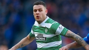 Anthony Stokes has only featured twice for Celtic this season