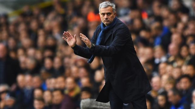 Jose Mourinho plays down Diego Costa anger