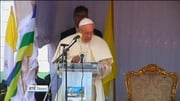 Six One News Web: Pope Francis is visiting the Central African Republic on his African nations tour