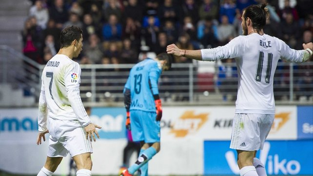 Bale ends goal drought in Real Madrid victory