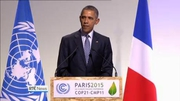 One News Web: Obama urges world to 'rise to the moment' at Paris talks