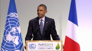 RTÉ News: US President Barack Obama addresses the global climate summit