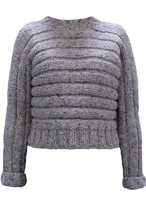 We Are Islanders Aran knit sweater €265