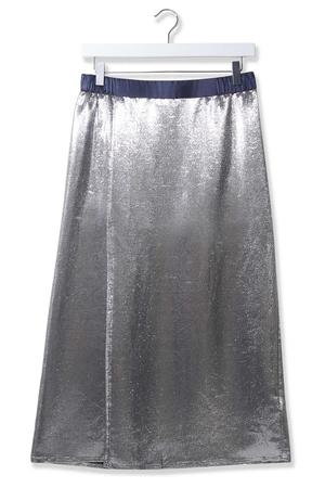 Wrap Lamé Skirt by Boutique €117 at Topshop