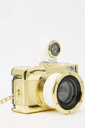 Lomography Fisheye 2 Gold Camera €130.88 at ASOS