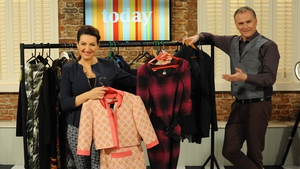 Dáithí Ó Sé and Maura Derrane are clearing out their wardrobes in the name of charity