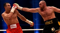 Fury would rather fight his cousin than Haye