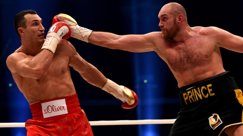 Could the likes of Tyson Fury appear at the Olympic games?
