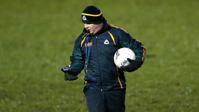 Rochford ratified as Mayo manager