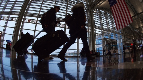 Currently, only US citizens and residents can travel from Europe, the UK and Ireland to the US