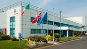 GE Healthcare's Carrigtwohill plant (Pic: Bowen Group