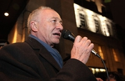 Mr Livingstone also said Tony Blair was responsible for the 7/7 terror attacks