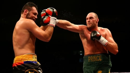 Tyson Fury could be set for a bout in Croke Park
