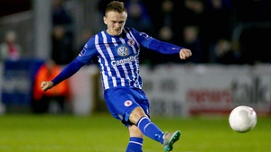 David Cawley has made the switch to Inchicore from Sligo Rovers