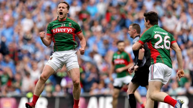 VIDEO: Rochford ready to embrace Mayo expectations