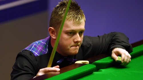 Mark Allen could not emulate his march to 2011 UK Championship final
