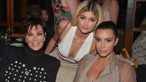 Kris Jenner, Kylie Jenner and Kim Kardashian