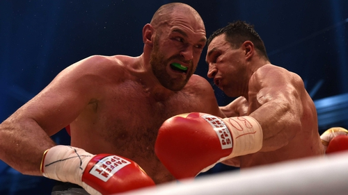 Tyson Fury had claimed he'd been misquoted in an interview with journalist Oliver Holt