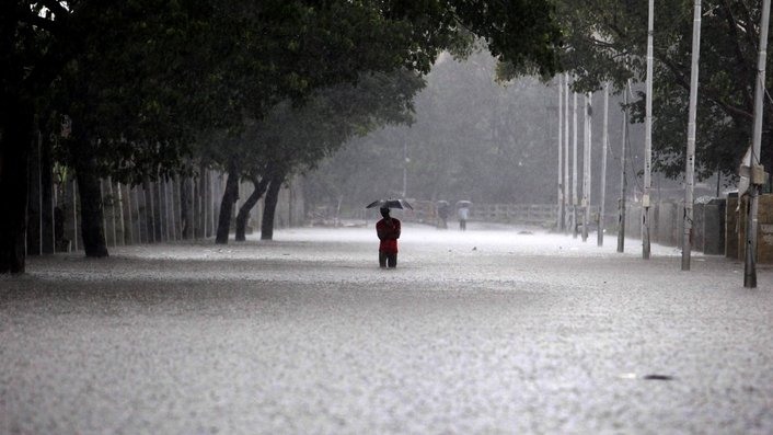 More heavy rain forecast today